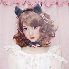 Gyaru Fashion, Kawaii Fashion, Lolita Fashion, Women's Fashion, Cosplay Outfits, Cosplay Girls, Kawaii Girl, Kawaii Anime, Human Doll