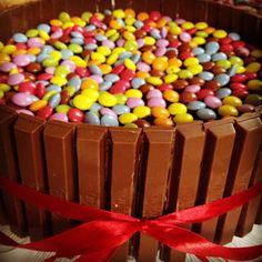 No Mundo de Luisa: Bolo de chocolate
