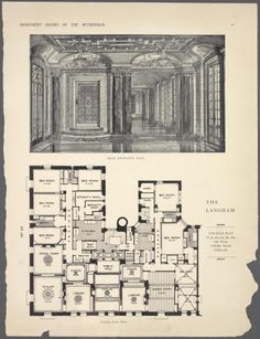 10 Elaborate Floor Plans from Pre-World War I New York City Apartments | Mental Floss UK