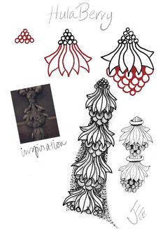 Zentangles Patterns Pinterest Zentangle Patterns on