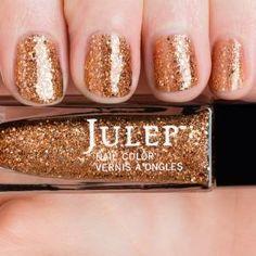 Diamond Theory- Full-coverage multidimensional copper glitter