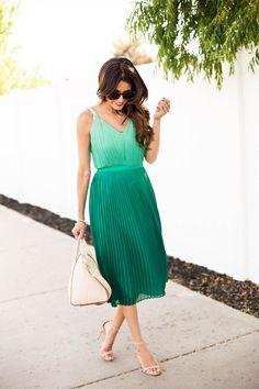 Pretty Pleats (Hello Fashion)