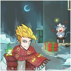 Mobile Legend Wallpaper, Mobile Legends, Bang Bang, True Colors, Christmas Time, Naruto, Anime Art, Feels, Game