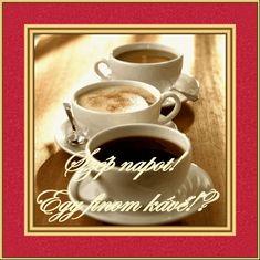 JÓ REGGELT! - donerika.lapunk.hu Tableware, Dinnerware, Tablewares, Dishes, Place Settings