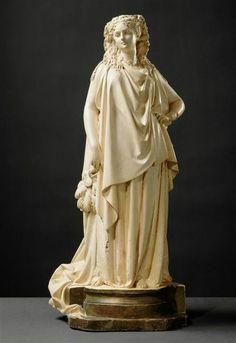 Albert-Ernest Carrier Belleuse - Reine d'Etrurie, 1864