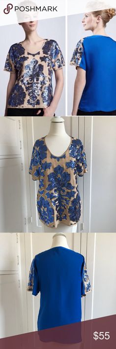 I just added this listing on Poshmark: Tracy Reese Neiman Marcus for Target Sequin Top. #shopmycloset #poshmark #fashion #shopping #style #forsale #Tracy Reese #Tops