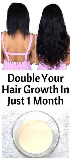 Amazing Hair Mask To Double Your Hair Growth In 1 Month