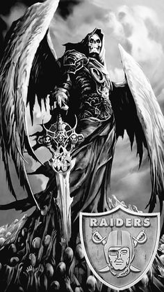 Raiders Pics, Oakland Raiders Images, Raiders Stuff, Oakland Raiders Football, Raiders Baby, Oak Raiders, Sports Art, Sports Teams, Raiders Players