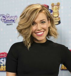 Rachel platten hair lightened