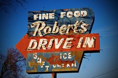 Robert's Drive In-Genoa, IL by William 74, via Flickr