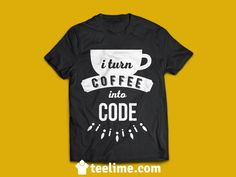 Many NEW great design T-shirts & Hoodies for all programmer geeks & coding fans -->>