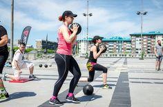 Urban Fitness by Jasmina Aleksandrov @ južni plato Kombank Arene 9. maj 2015.   Photo: Aleksandar Dmitrović Urban Fitness, Sporty, Running, Style, Fashion, Swag, Moda, Fashion Styles, Keep Running