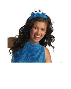 Adult Sesame Street Cookie Monster Headband