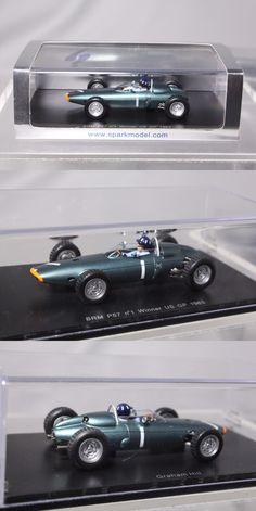 Formula 1 Cars 180270: Spark 1 43 Brm P57 #1 Graham Hill Winner Us Gp 1963 -> BUY IT NOW ONLY: $40 on eBay!