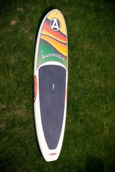 Rasta Flo D-Man Pro 10' 31.5'' Wide, 4.5'' Thick 3-fin design, Double concave hull Surfs amazing, easing turning, luggage plugs and GoPro Mount $1349.00