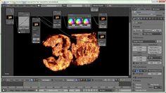 Blender Tutorial: Fire Text Effect