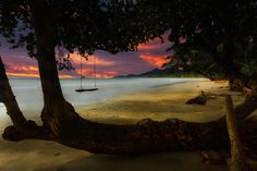 Beach mood ~ Thailand by Tore H. on 500px