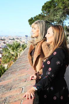 Interview with the writer Isabel Machado | 29th of November 2015| Castelo de São Jorge, Lisbon. Photo Credits Paula Bollinger