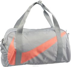 8318477d5c9e Nike Gym Club Young Athletes Womens Duffel Bag Grey Size 25 Litre Gym Sports   Nike