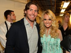 Carrie Underwood - Backstage at the CMT Music Awards