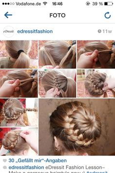 Lovely hairs, want to try it