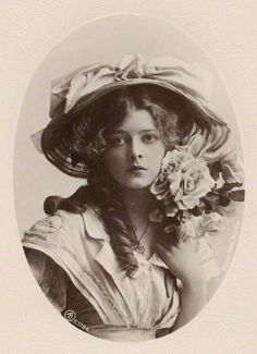 Connie Stuart ca. 1910.