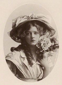 Connie Stuart ca. 1910.