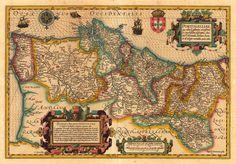 1619 Portugal, Gerard Mercator