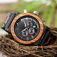 Items similar to Big Size Men's Watch on Etsy Black Friday Deals Online, Best Black Friday, Cool Watches, Watches For Men, Wood Watch, Gift, Wooden Clock, Men's Watches