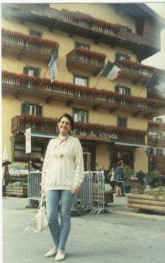 Andando a Cortina- questo hotel era affittatto da un solo ricco per non sentire rumore. Deve esser mio parente, non suporto rumori....auhe