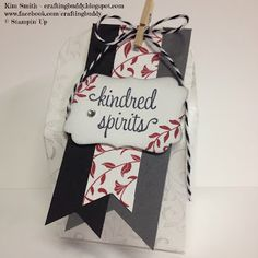 Crafting Buddy: Black, White and Whatever you like Stampin' Friends February Blog Hop