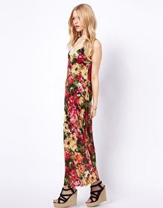 Image 4 of To Love Kuvaa Summer Floral Maxi Dress
