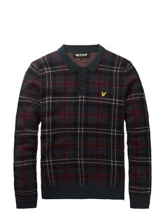 Lyle & Scott Autumn/Winter 2013 Tartan Collection | SAMUEL JING