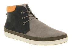 Ask The Missus SKATE CHUKKA BOOT