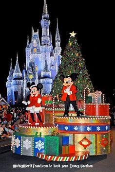 Mickeys very merry Christmas party!