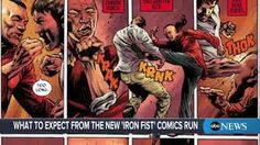 Watch the LIVE Iron Fist ABC News Live comic rundown with host Walt Hickey and guests Axel Alonso, Ed Brisson, and Michael Rothman!