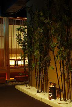 Okayama|Restaurant|酒菜屋・錦町 はぎ|箱庭をはじめ、細部までこだわった秀逸な和空間