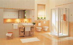 Nová koupelna - bytové jádro - rekonstrukce - renovace