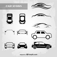 Vector autor logos livre para download