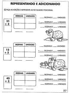 15 Atividades unidade e dezena para imprimir Bullet Journal, Rapunzel, Grande, Activity Books, Tens And Units, Math Worksheets, Educational Activities, Classroom, Places