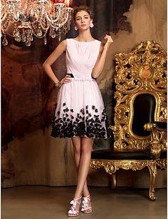 long dress express roze