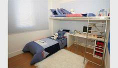 Dormitório Small Bedroom Designs, Teen Bedroom, Boy Room, Bunk Beds, Gabriel, Tumbler, Nerd, Rooms, Interior Design