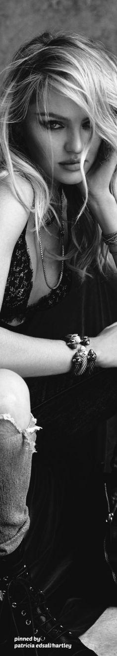 Candice Swanepoel - My Town Magazine - 2015