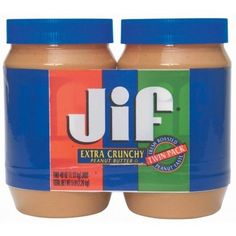 JIF Extra Crunchy Peanut Butter 40 oz Jar Pack) -- Find out more details by clicking the image : Fresh Groceries Jif Peanut Butter, Peanut Butter Sandwich, Chocolate Spread, Grocery Items, Roasted Peanuts, Everyday Food, Diet Pills, Gourmet Recipes, Kids Meals