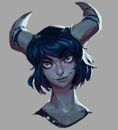 Started the first episode of the new Critical Role campaign! I'm liking Laura's character a lot, so did some fanart. #criticalrole #jester #tiefling