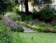Hill Landscaping Ideas | Landscaping A Hill Design Ideas, Pictures, Remodel, and Decor