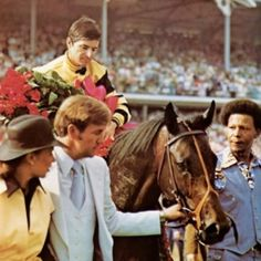 Seattle Slew in 1977 was the only undefeated Triple Crown winner