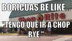 Boricuas be like..
