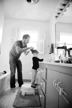 Father to daugther. *w*