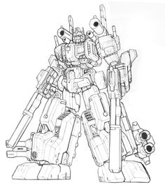 Optimus Prime Transformers Coloring Pages See More Super Mode By Blitz Wing
